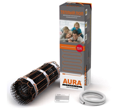 Теплый пол в матах AURA Heating МТА 375-2,5